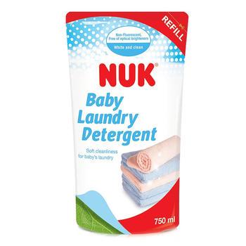NUK 婴儿洗衣液 进口品质新生儿童宝宝专用洗衣液750ml