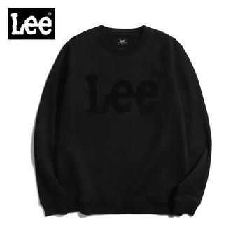 Lee男士加绒卫衣 秋冬新款长袖上衣 L347303QSK11