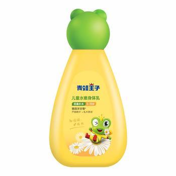 青蛙王子(FROGPRINCE)儿童身体乳120ml宝宝润肤露润肤乳