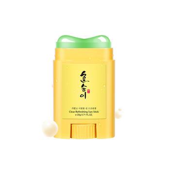 韩朵 固体清爽防水防护隔离棒霜 孕妇可用护肤品