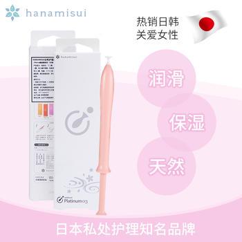 HANAMISUI 女性护理凝胶Platinum紧致抗衰老润滑系列3支装
