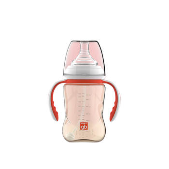 gb好孩子婴儿奶瓶新生儿PPSU耐摔防胀气易握防滑