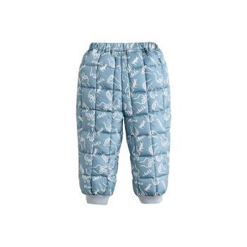 Cipango 冬季儿童加棉裤子 婴幼儿保暖加厚棉裤