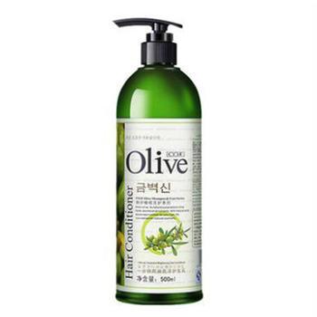 (买2送1)韩伊 一分钟焗油护发素500m滋养头发保湿