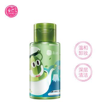 春纪一清二净卸妆液卸妆水300ml中性温和清洁清爽不油腻