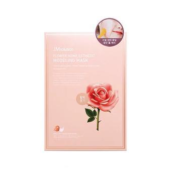 韩国JMsolution花朵润颜软膜深层修复补水保湿提亮面膜