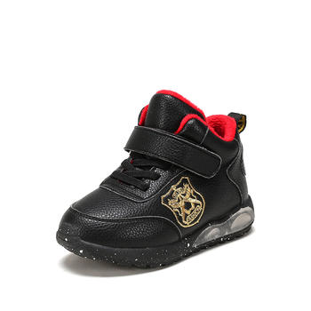 shoebox/鞋柜魔术贴加绒棉鞋