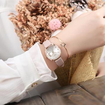 聚利时多功能时尚潮流日历手表学生石英防水女表