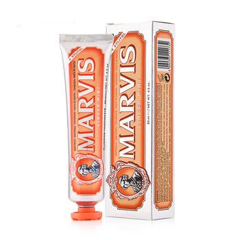 官方授权 意大利进口MARVIS玛尔仕生姜薄荷味牙膏 85ml