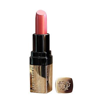 芭比波朗纯色奢金唇膏6号  2.5g 无重感润唇变色补水保湿 浓郁显色