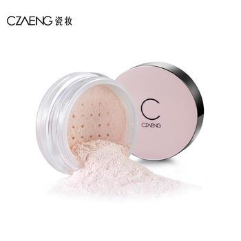 瓷妆绒雾丝滑控油蜜粉 控油保湿 定妆隐形毛孔 透气绒雾妆感