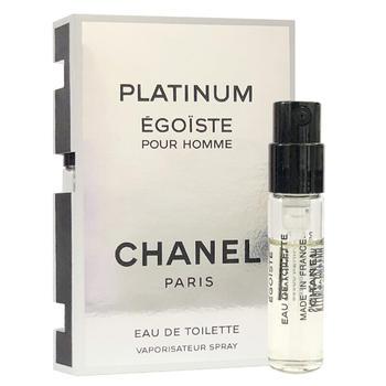 香奈儿(Chanel) 白金男士淡香水 1.5ml
