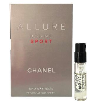 香奈儿 Chanel 男士极限运动香水  1.5ml