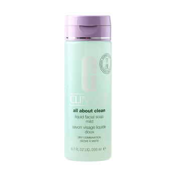 Clinique 倩碧洗面奶 清爽液体洁面皂/温和液体洁面皂