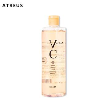 泰国Atreus VC爽肤水500ml vc水补水甜橙化妆水