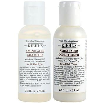 【聚美直发】科颜氏 (Kiehl's)氨基椰香护发乳液 65ml