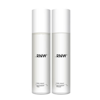 RNW玻尿酸水乳套装 清爽不油腻 修护肌肤 琐水保湿