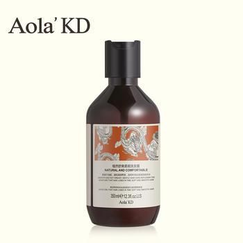 350ml(买2送1)傲来国 生姜洗发水 去屑控油洗发露 柔顺育发防脱