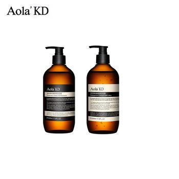 送身体乳250(超值2件)傲来国 去屑控油洗发水500ml+香氛沐浴露500ml