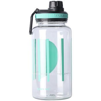 超大容量塑料太空水杯子男女户外便携大号水瓶运动健身水壶1000ML