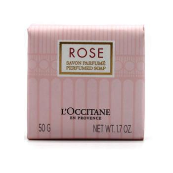 法国•欧舒丹(L'OCCITANE)洁肤皂/香皂 100g 玫瑰/薰衣草/乳木果/多款
