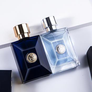 小城伊香海神男士古龙香水绅士蔚蓝男人味清新自然持久淡香水50ml