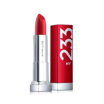 美宝莲绝色持久唇膏口红 #233鲜番茄色 3.9g (有效期至2021年9月)