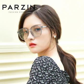 帕森防蓝光透明镜框手机护目镜防辐射眼镜时尚镜片15785