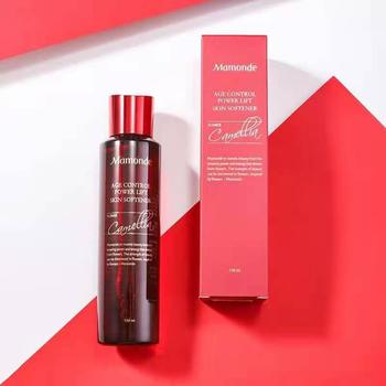 Mamonde梦妆山茶凝时塑颜柔肤水150ml光泽 紧致 保湿 强化肌肤屏障